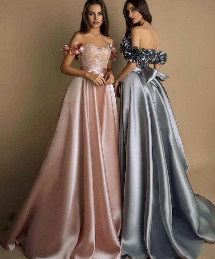 elegant formal evening dress 2020