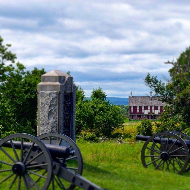 Deadliest Battle of the Civil War.  #Gettysburg . Via Instagram - Meg McAbee.
