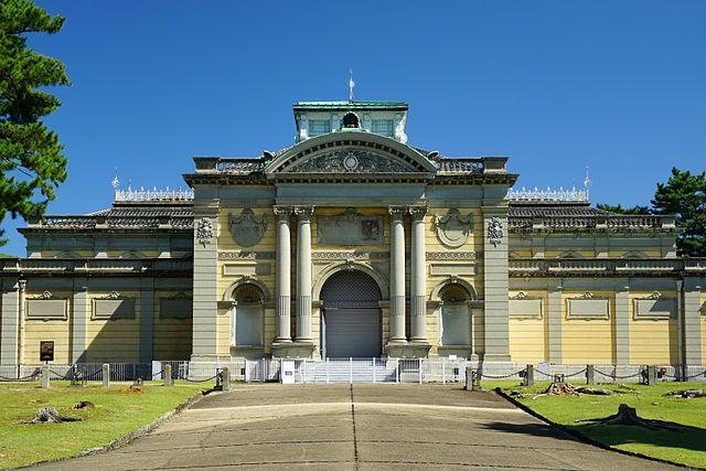 建築物名 奈良国立博物館 設計者 片山 東熊 所在地 東京都 奈良