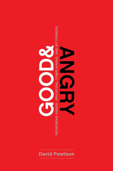 Good and Angry by David Powlison.Good and Angry, a groundbreaking new book from David Powlison, contends that anger is more than a problem to solve. Anger is our complex human response to things we perceive as wrong in a complex world, thus we must learn how to fruitfully and honestly deal with it. Powlison undertakes an in-depth exploration of the roots of anger, moral judgment, and righteous response by looking in a surprising place: God's own anger.