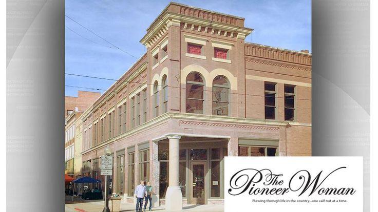 Ree Drummond's Pawhuska Deli, Mercantile Opening In August - NewsOn6.com - Tulsa, OK - News, Weather, Video and Sports - KOTV.com |