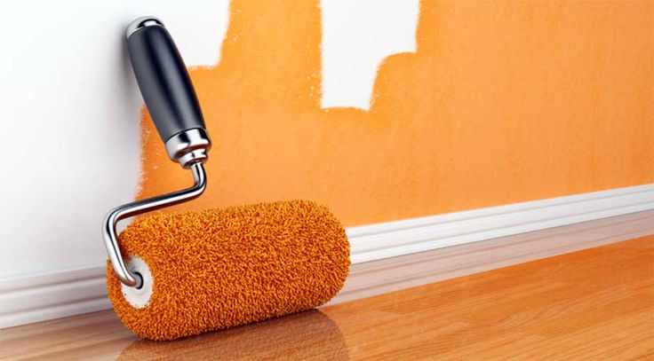 Pintar el interior y el exterior de la casa es la forma de más popular de darle un mejor aspecto. Además, es muy sencillo y se puede ahorrar mucho dinero..