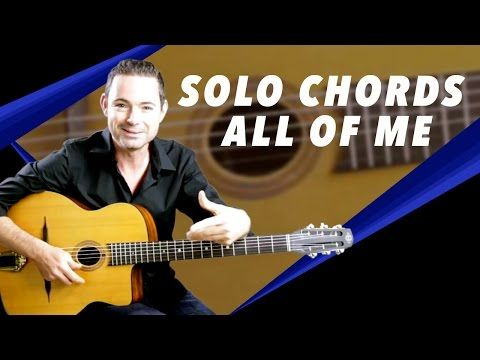 'All Of Me' - Soloing With Chords - Gypsy Jazz Guitar Secrets - YouTube