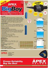APEX Valves Limited - Rural - Float Valves - BigBoy