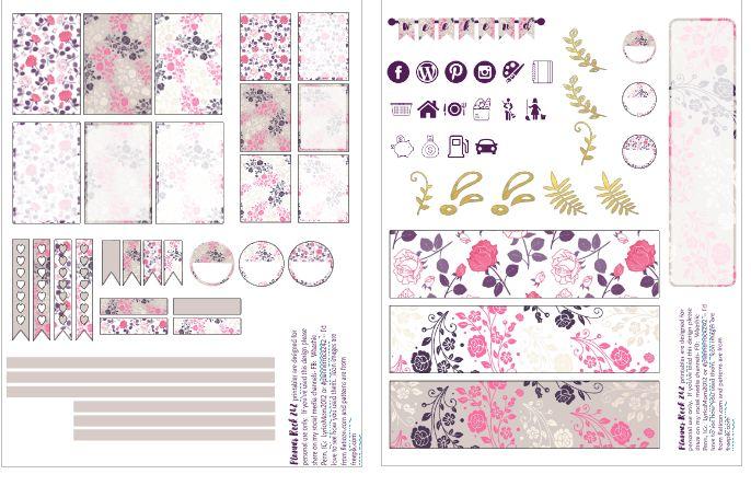 Purple & Pink Garden