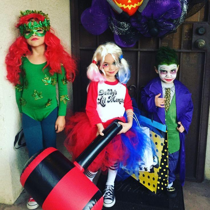 Harley Quinn Kostüm selber machen für Damen und Kinder mit Anleitung