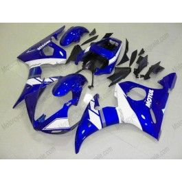 Yamaha YZF-R6 2003-2004 Injection ABS Fairing - Others - Blue/White | $639.00