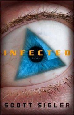 Beste Boeken.be: Infected van Scott Sigler. Er zijn weinig boeken die zo'n tempo hebben en die paranoia en angst zo goed weergeven. Een boek op steroïden en misschien een beetje lsd :-). Een van de weinige schrijvers die zelf zijn succes via internet maakte voor hij werd uitgegeven.