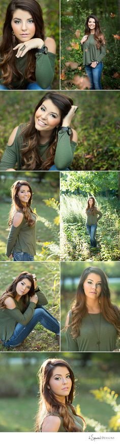 d-Squared Designs St. Louis, MO Senior Photography. Fall senior session. Fall photography. Seckman High School.