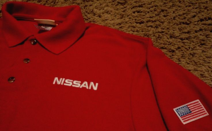 Nice Amazing NEW Men's NISSAN Car Dealership Uniform Polo Shirt Size Small by Red Kap NWOT 2018 Check more at http://24auto.ga/2017/amazing-new-mens-nissan-car-dealership-uniform-polo-shirt-size-small-by-red-kap-nwot-2018/