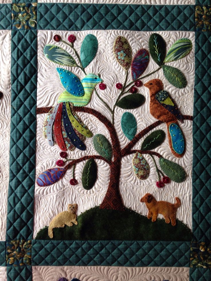 41 Best My Enchanted Garden Quilt Images On Pinterest