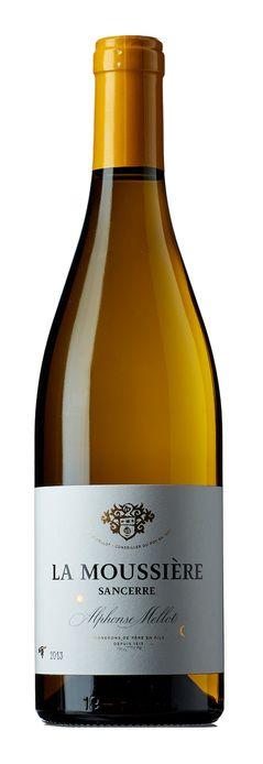 White Wine >France>Loire > La Moussiére Sancerre 2014
