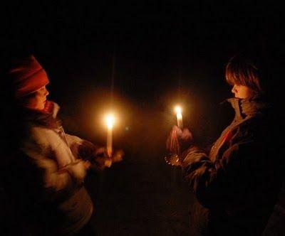 Winter ~ Solstice ~ Ideas for Celebrating