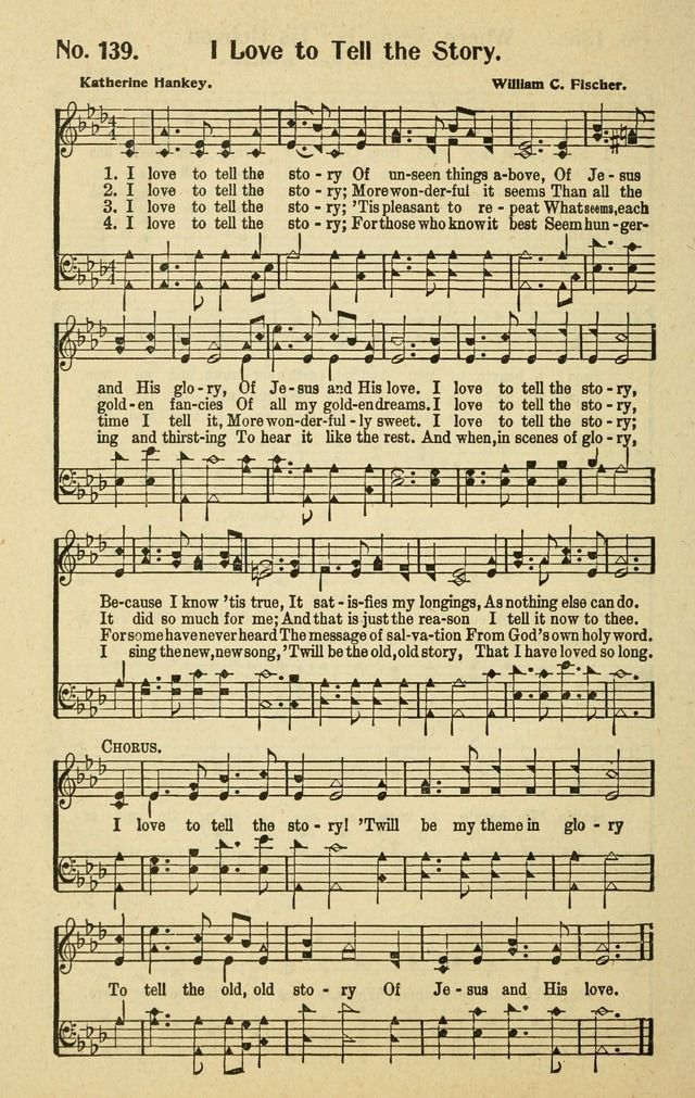 I Love to Tell the Story - Hymnary.org