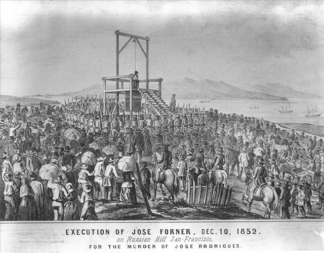 California Gold Rush   Today the Vigilance Committee of 1856 is remembered mostly for its ...