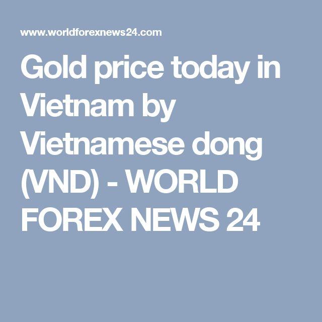 Vietnam dong forex rate