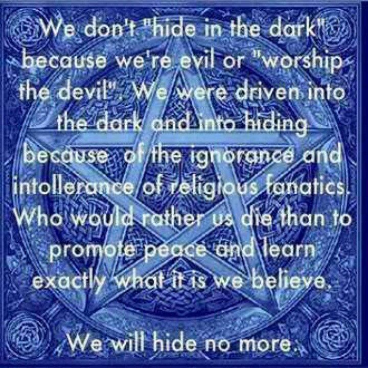 "Truth! Paganism came before the ""religion"" of today! Get your facts straight! More evil has been done in the name of Christ!: Wiccan Pride, Paths, Black Magic, Quotes, Hiding, Practice Magick, Pagan Pride, People, Witchi Women"