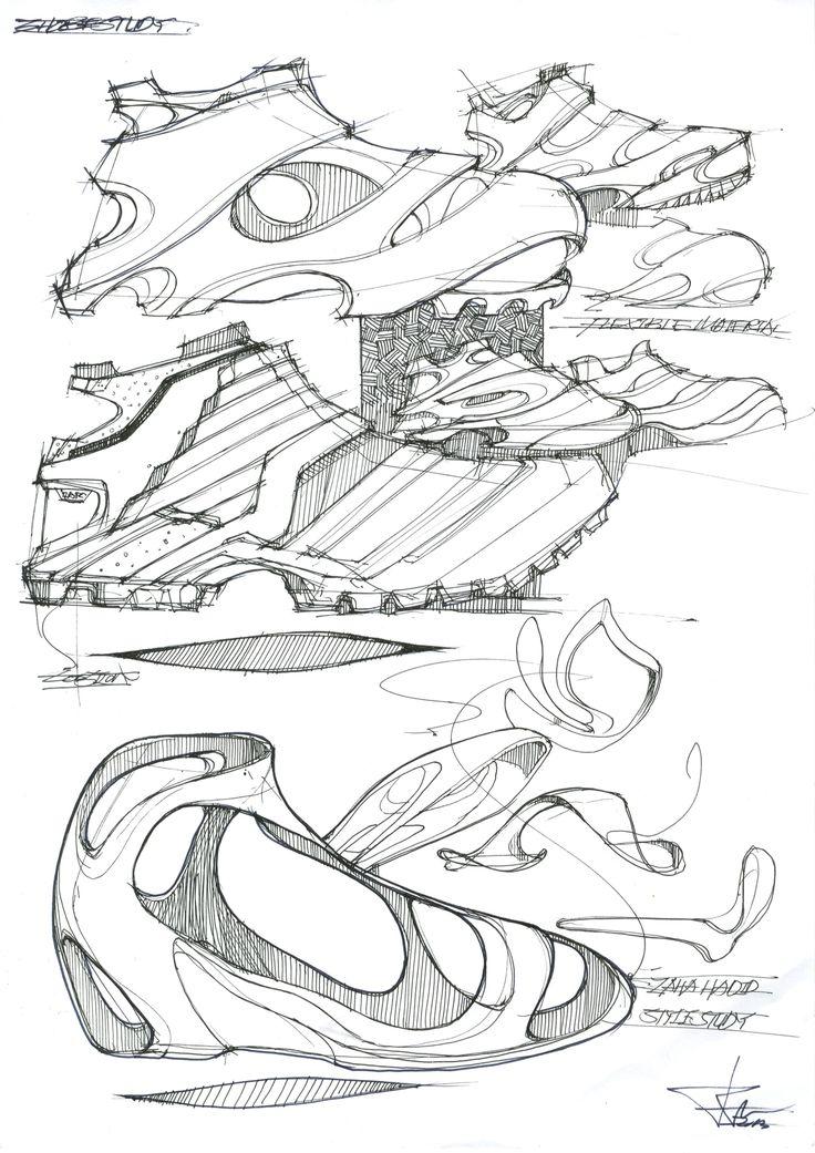 Shoes Design Study on Behance