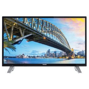 notebooksbilliger Toshiba 32 W3663 DA - 81 cm (32 Zoll) Fernseher (HD ready, Smart TV, WLAN, Triple Tuner (DVB T2), USB):…%#Quickberater%