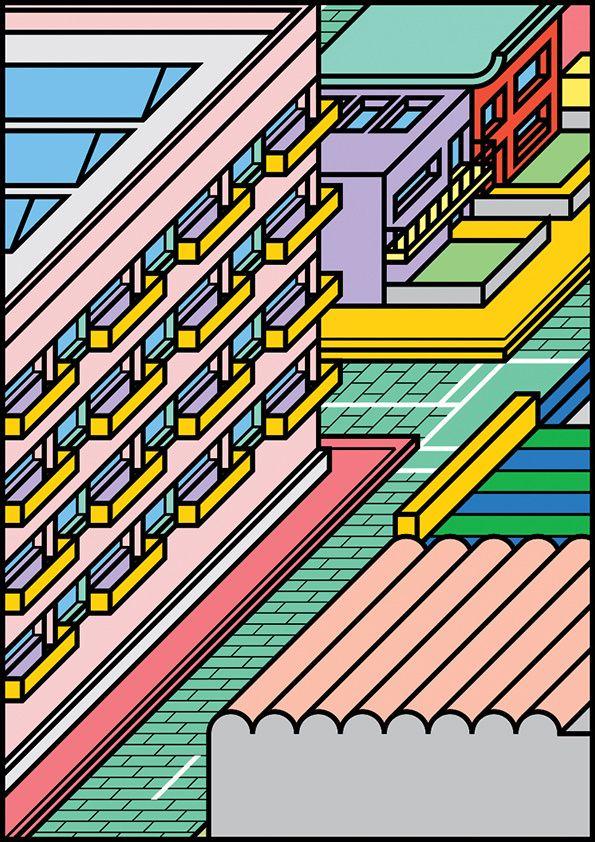 Peter Judson — Jacobin Magazine / Illustration (detail, 2014)