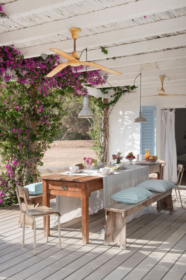 A PERFECT SUMMER HOME (FOR RENT) ON FORMENTERA | THE STYLE FILES