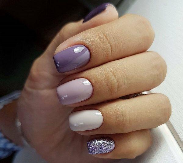 Permalink to Удивительно дизайн ногтей 24 фото на короткие ногти