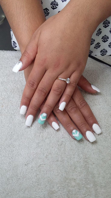Blanc mat