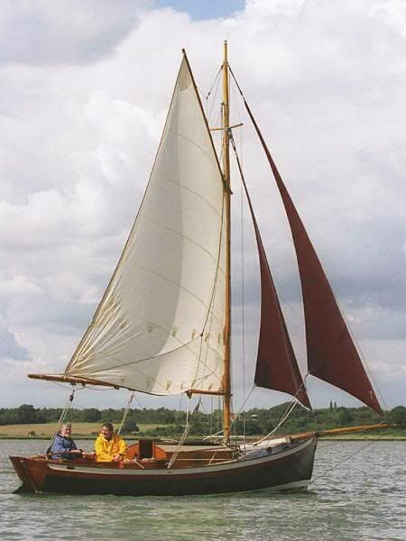 Prettiest boat under thirty feet - Page 5