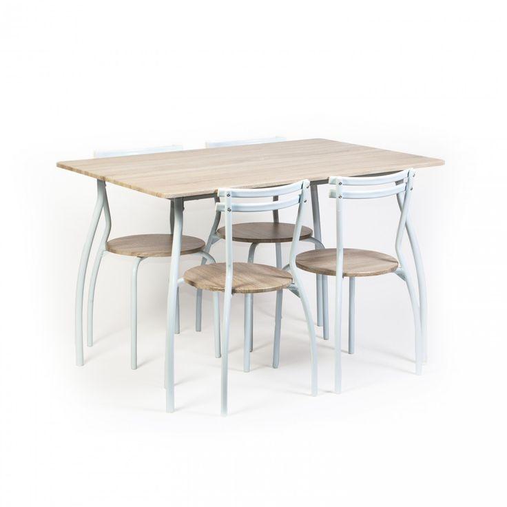 Set-bucatarie-de-masa-4VN-cu-4-scaune