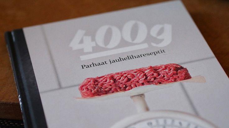 400 grammaa, helpompaa arkiruokaa - Private Blend | Lily.fi
