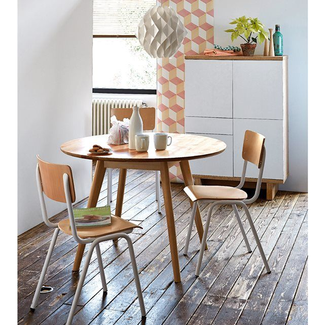 Best 25 table ronde ideas on pinterest table ronde - Table ronde la redoute ...