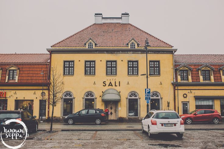 Cafe Sali, Rauma / Hannan soppa