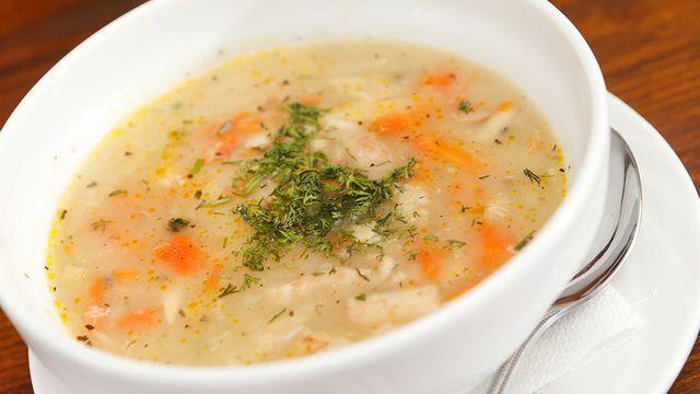 طريقة عمل شوربة الشوفان الصحية Recipe Cooking Recipes Soup And Sandwich Soup