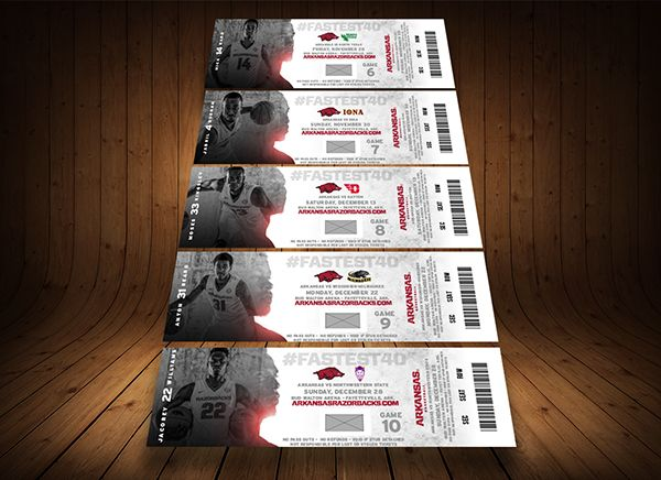 64 best Tickets images by Shauna Howell on Pinterest Season ticket