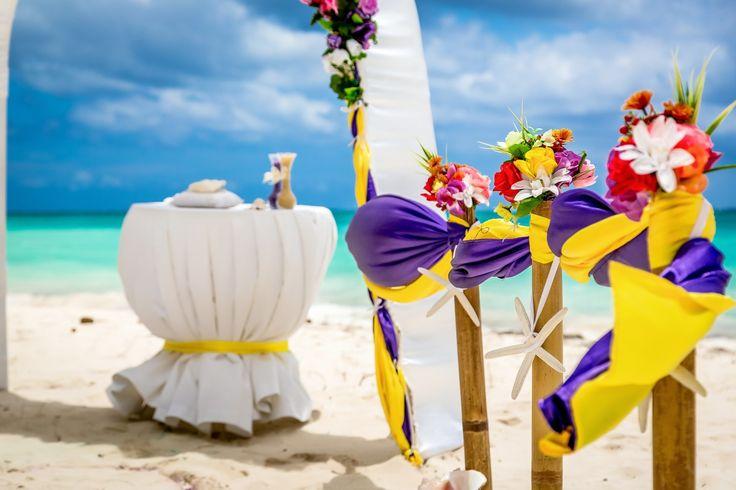 Photo by Nik Vacuum. Organization by www.wedding-carribean.com