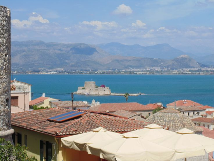 Last day of September? Weather is really great at Nafplio!! Sunny and up to 25oC/ 86oF. Not bad at all!