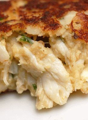 Crazy-Good Crab Cakes. Everything from the crab meat to the filling is perfect. In fact, they are so flavorful,you won't even have to add any sauce!