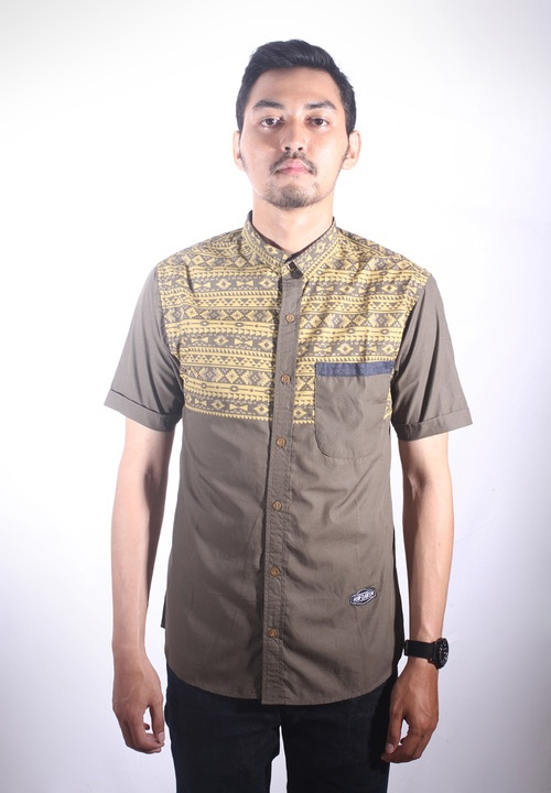 #ClothingCompany #Solo #Indonesia #HOOFDawesome  30113.58 BROWN TRIBAL  IDR : 195K