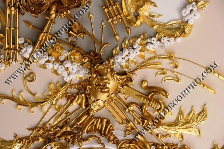 "www.alldecorpro.com Гипсовые карнизы и элементы-декоративная краска ""Base Coat"",декоративная краска ""Flat"",декоративная краска ""Metallic Paint Collection"",лак ""Poly-Finish"",золотая поталь.  www.alldecorpro.com/#!our-works/crck"