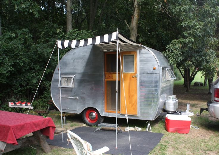 The 316 Best Vintage Trailers Images On Pinterest