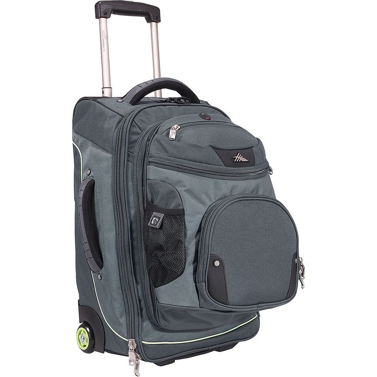 """Buy the High Sierra AT3 Sierra-Lite 22"""" Wheeled Backpack at eBags - experts in bags and accessories since 1999.  We offer easy returns, expert advice, and millions of customer reviews."""