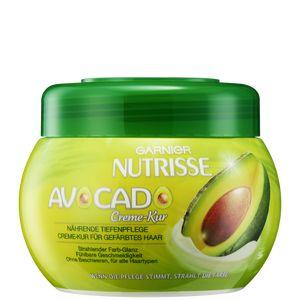 Garnier Nutrisse Avocado Enriched Mask for Color-Treated Hair 300ml 10.14 fl oz