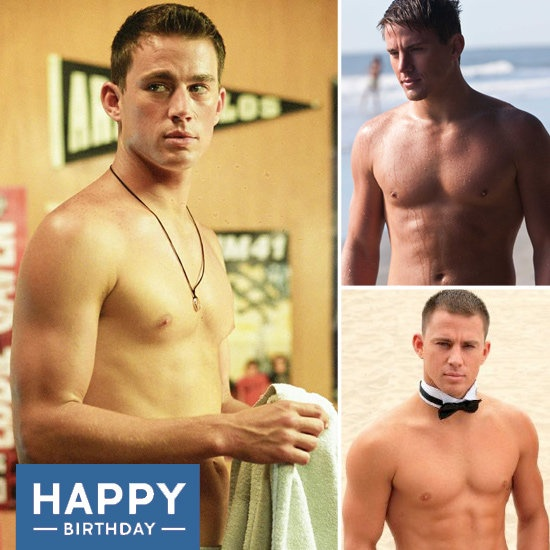 Happy Early Birthday!But, Sexy, Channing Tatum, Boys, Eye Candies, People, Hot Guys, Man, Channingtatum