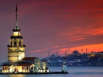 İstanbul'un 7 tepesi neresi