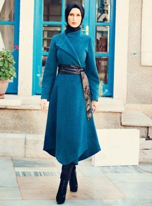 Modanisa Modelleri, Moda Nisa Tesettür, Kap Modelleri, Pardesü Modelleri, Tesettür Giyim (34)
