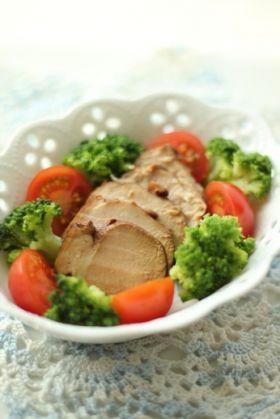 「鶏ムネ肉の酢醤油漬け」setsuko♪ | お菓子・パンのレシピや作り方【corecle*コレクル】