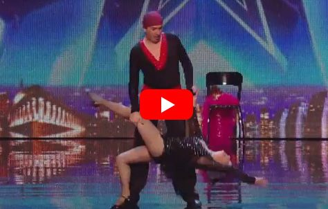 The Judges Gave Them No Chance Because She Was 80 years young!... And Then OMG! did she show them! :)