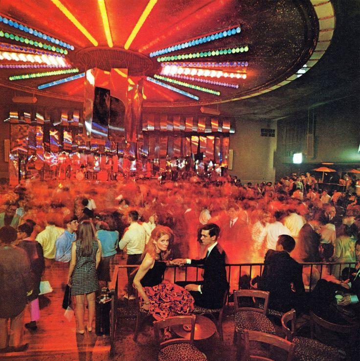 Cheetah Nightclub, New York City, 1967