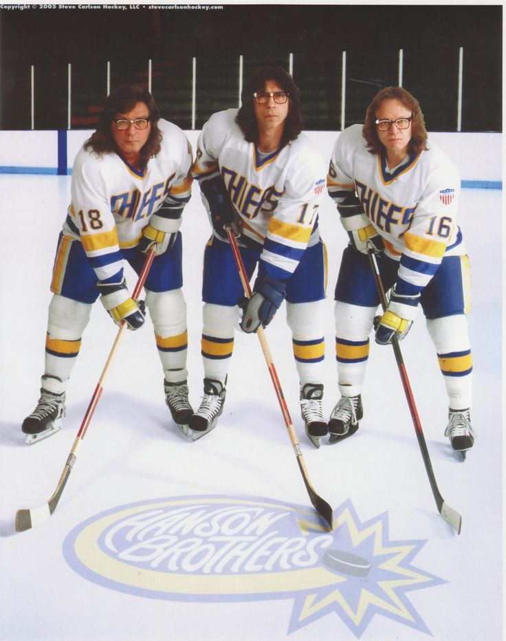 Come meet the real-life hockey players who starred as the Hanson brothers in the 1977 movie, Slapshot, at Fan Appreciation Night on April 11th. Get your TICKETS here: http://www.greenvilleroadwarriors.com/fans