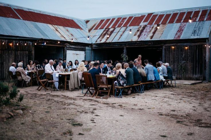 Photo Credit: Marie-Luise Skibbe. The Diggers Store: Accommodation, Art Gallery, & Events in Castlemaine   A VIC country wedding venue, The Diggers Store offers multiple charming spaces for creative couples to host their big day.